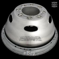 03-19 DODGE RAM 3500 17 Dually Steel Wheel Simulators Dual Skins Liners Covers