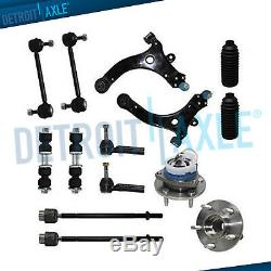 14pc Front Suspension Kit for Chevy Impala Buick LaCrosse Allure Century FWD