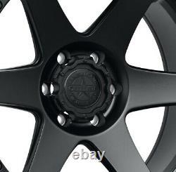 17 Black Wheels Rims Tires 33 12.50 33x12.50r17 Mud Mt Fuel Method