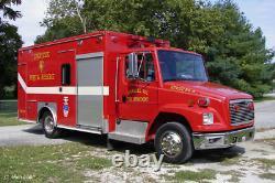 19.5 INTERNATIONAL 4300 / 4700 Wheel Simulators tow truck wrecker rv bolt on