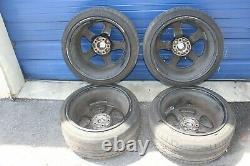 2003 Lexus Sc430 Z40 Convertible #145 Zr Wheels Rims Deep Dish Set W Tires 18