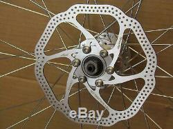 26 27.5(650b) 29 MTB Bike Front Rear Disc/Rim Brake Wheel Set 6/7/8/9 Speed