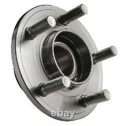 2WD Front & Rear Wheel Bearing and Hub Assembly for 2005-2009 Charger 300 Magnum