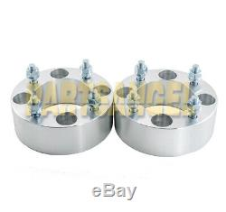 (2) 2.0 4/115 Wheel Spacers for Yamaha Raptor 250 350 660 700R YFZ 450 UTV ATV