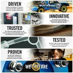 2 Wheel Spacers Fits 1983-2012 Ford Ranger PRO 4 SET Supreme Performance Center