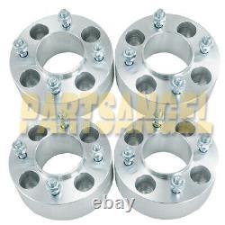 (4) 2.0 4x110 Wheel Spacers for Honda TRX250 Recon TRX 250EX TRX300 400 4/110