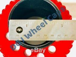 4 Lug Lowrider Wire Wheel Adapters 4x100/4.25/4.5