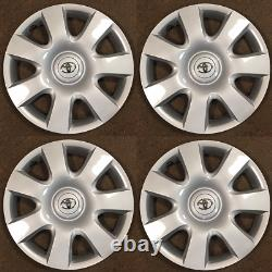 4 x 15 hubcap wheel covers fits Toyota Camry 2000 2001 2002 2003 2004-2006