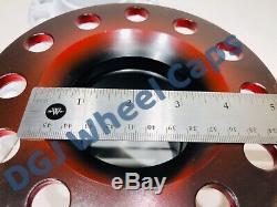 6 Lug Lowrider Wire Wheel Adapters 6x5.5/135