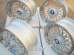 BMW 17x7 & 17x8 BBS #5 OEM Wheels E36 M3 Z3 E28 M5 E46 E24 E28 M6 M1 E85 E30 E34