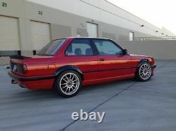 BMW 3 Series E30 Fender Flares Set, Wheel Arches Kit Fits Coupe, Saloon, Estate
