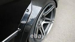BMW E39 Wide Body Kit Fender Flares Set 4 pcs. 70mm BMW 5 Series Wheel Arches