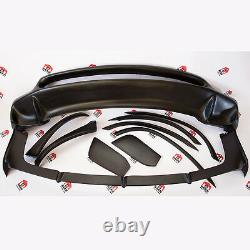 BMW X5 E53 4.8is style BODYKIT front spoiler rear spoiler wheel arches 2003-2006