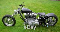 Buell Chopper/Bobber Hardtail Frame Roller Kit Use Stock Front End/Rear Wheel