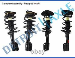 Chevy Impala Monte Carlo Oldsmobile Intrigue Struts All Front & Rear 16 Wheels