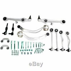 Control Arm Kit Set of 12 For Audi A4 A6 Volkswagen Passat