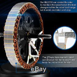 Electric Bicycle 26 Bike 36V 500W Front Wheel Motor Conversion Hub Kit Cycling
