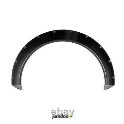 Fender flares for Hyundai Genesis CONCAVE wide body wheel arches 2.75 4pcs