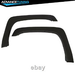 Fits 07-13 Chevy Silverado OE Factory Style Fender Flares Long Bed 4P PP