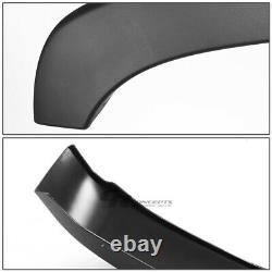 For 99-07 Silverado/sierra Abs Black Wheel Fender Flares Factory Style Set Of 4
