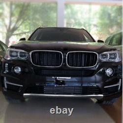 For BMW X5 F15 14-16 4PCS Wheel Arch Fender Flares Cover Trims BodyKit Black PP