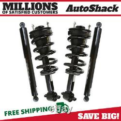 Front Complete Strut & Rear Shock Absorber Kit Set of 4 for Chevy Silverado 1500