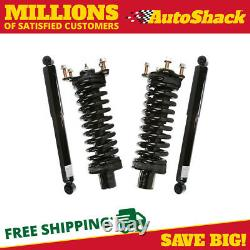 Front Complete Strut and Rear Shock Set for 2007-2011 Nitro 2002-2012 Liberty