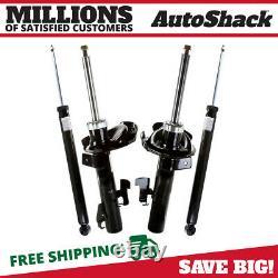 Front Strut and Rear Shock Set for 2004-2006 2007 2008 2009 Mazda 3 2006-2010 5
