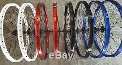 Halo T2 DISC Wheels PAIR (Front + Rear) 26 Mountain Bike 8 9 10 speed SHIMANO