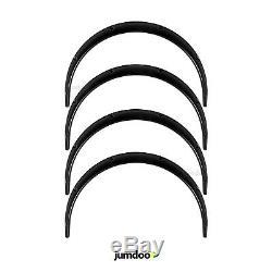 JDM Fender Flares for Subaru Impreza wide body kit wheel arch GV GRB 2.0 4pcs