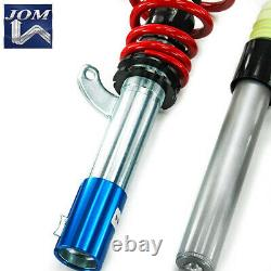 JOM Audi A3 8P TT 8J FWD Euro Height Adjustable Coilover Suspension Lowering Kit