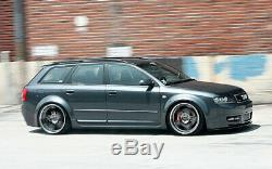 JOM Audi A4 B6 B7 8E 8H Euro Height Adjustable Coilover Suspension Lowering Kit
