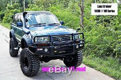 Jungle OFF-ROAD 4x4 Fender Flares Wheel Arches TOYOTA LAND CRUISER VX 80 SERIES