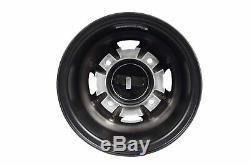 MASSFX Machined Rims 10x5 4/156 Front & 9x8 4/115 Rear Wheels For Yamaha Banshee