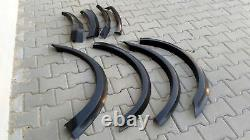 Mercedes ml w164 AMG style FENDER FLARES WHEEL ARCH EXTENSIONS 8PCS