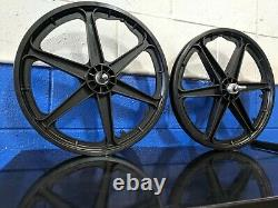 NEW! BMX Mags Wheelset 20 Front and Rear gt performer dyno compe detour skyway