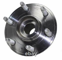 Pair (2) Front or Rear Wheel Bearing Hubs for Chevy Traverse Enclave GMC Acadia
