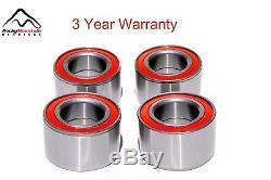 Polaris Sportsman 400 450 500 600 700 X2 HO EPS 4X4 Front & Rear Wheel Bearings