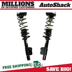 Rear Complete Strut & Coil Spring Assembly Pair 2 for Grand Am Malibu Classic V6