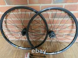 Shimano Hub Mountain Bike Wheels M475 Front & Rear Mavic Rims 26 inch