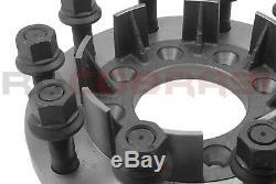 Steel 22.5 24.5 8 To 10 Lug Semi Wheel Adapters 8x6.5 Fits Dodge Ram 3500 USA