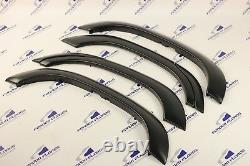Subaru Forester SF Fender Flares Wheel Arch Protector JDM Extensions 6pcs Set