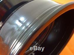 TRX 450R 400EX 300EX  Rear Wheels  Beadlock  9x8  3+5  4//110 Alba Racing B//O