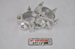 Tusk Front And Rear Wheel Spacer Spacers Widening Kit YAMAHA RAPTOR 700 700R