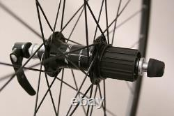 Velocity A23 Shimano 105 7000 36h Gravel Road Cyclocross Bike Wheelset Wheels