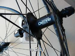 WHEELS 27.5 650b Front Rear Disc Wheelset MTB Shimano Deore 8 / 9 / 10 Speed
